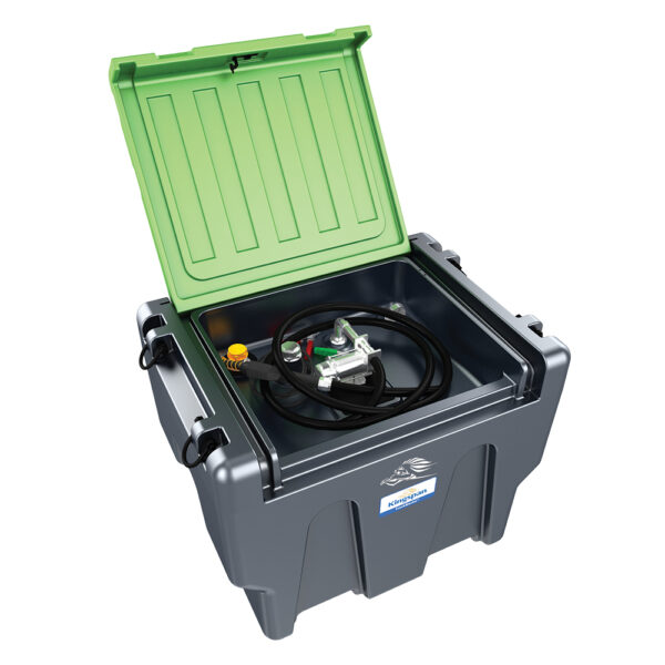 Portable Diesel Storage and Dispensing Solutions
